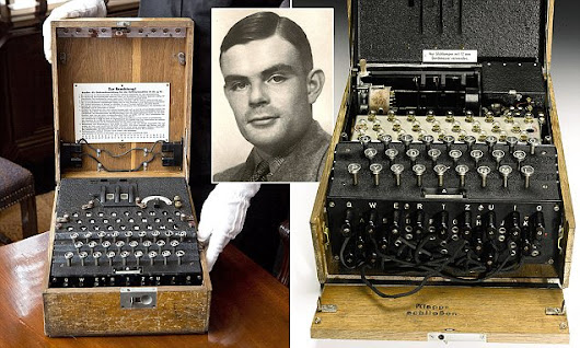 Nazi Enigma machine expected to sell for £70,000