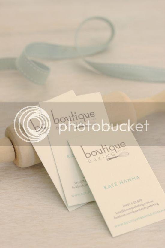 Boutique Baking Logo & Branding | Polkadot Prints