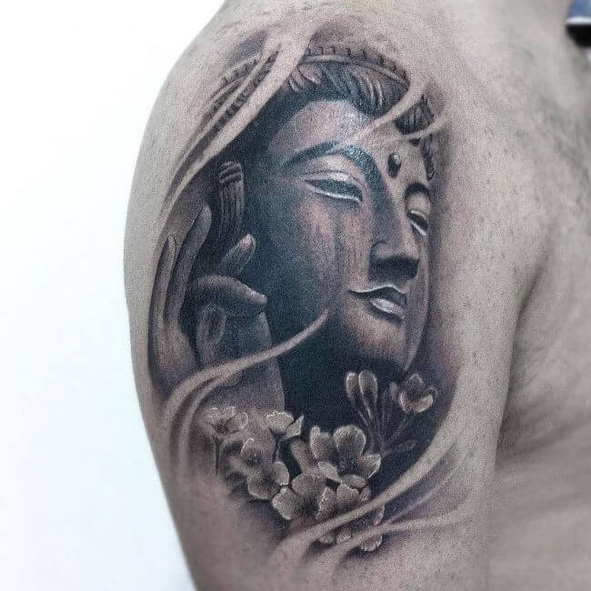 Buddha Tattoos For Men Ideas And Inspiration For Guys