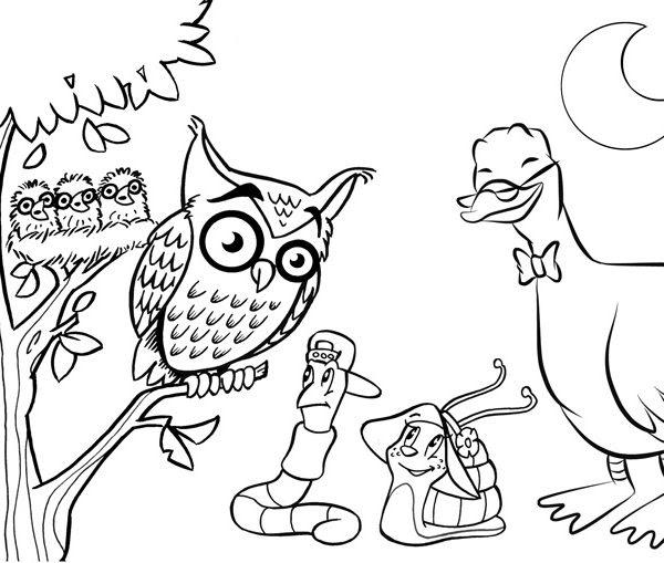 ausmalbilder herbst grundschule  kinder zeichnen und ausmalen