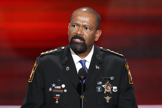 David Clarke, Milwaukee sheriff: 'Progressive left has put my citizens in harm's way'