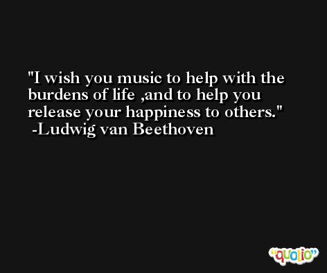 Ludwig Van Beethoven Quotes At Quotio