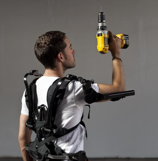 Exoskeleton Suits Promise Lower Fatigue, Higher Productivity for Construction Workers