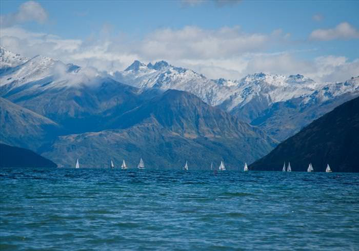 photos of nz south island
