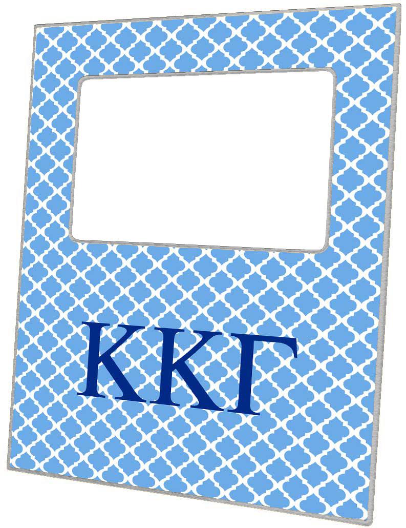 F2287 Kappa Kappa Gamma Picture Frame