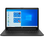"HP - 17.3"" Laptop - Intel Core i5 - 8GB Memory - 256GB SSD - Jet Black"