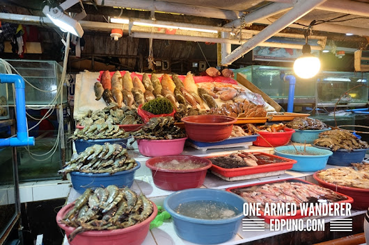 Seaside Dampa Macapagal - Where to eat seafood in Manila - One Armed Wanderer