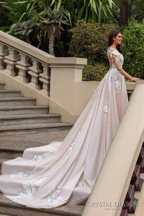 204 best images about Pink & Blush Gowns on Pinterest
