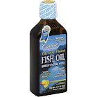 Carlson Labs Very Finest Fish Oil Liquid, Lemon - 6.7 fl oz bottle