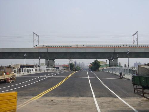 新鐵路與新橋