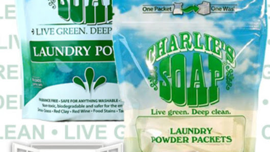 Charlies Soap - Live Green - The Five Fish