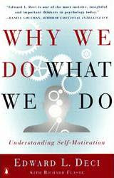 Edward L. Deci - Why We Do What We Do