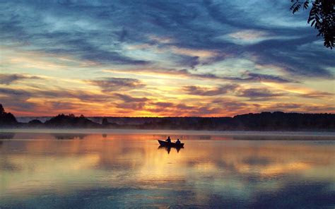 Peaceful Nature Sunset Wallpapers ? WeNeedFun