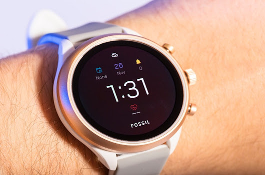 Google spent 40 million Dollar to buy Fossil's smartwatch Tech