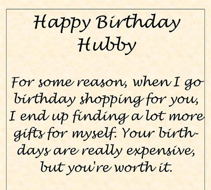 Love Quotes For Husband: Funny Birthday Quotes For Husband
