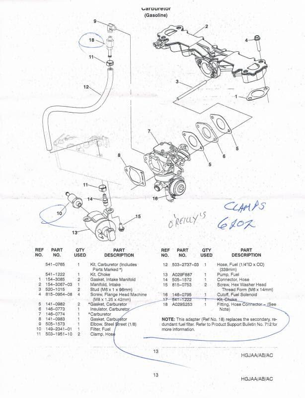 onan engine diagram