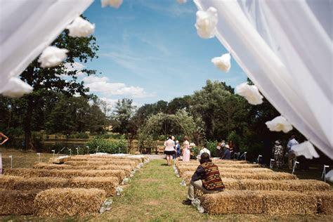 Rustic, Outdoor Summer Festival Wedding · Rock n Roll Bride
