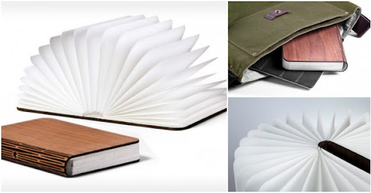 Lumio LED Book Lamp | How To Instructions
