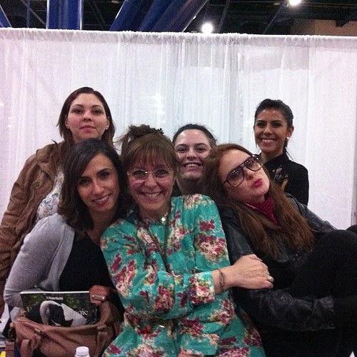 Pat and the AGF Ladies! by Jeni Baker
