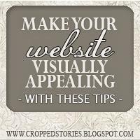 VISUALLY APPEALING WEB DESIGN