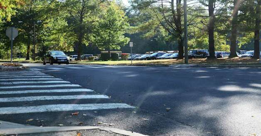 New Canaan High student struck by car on way to school