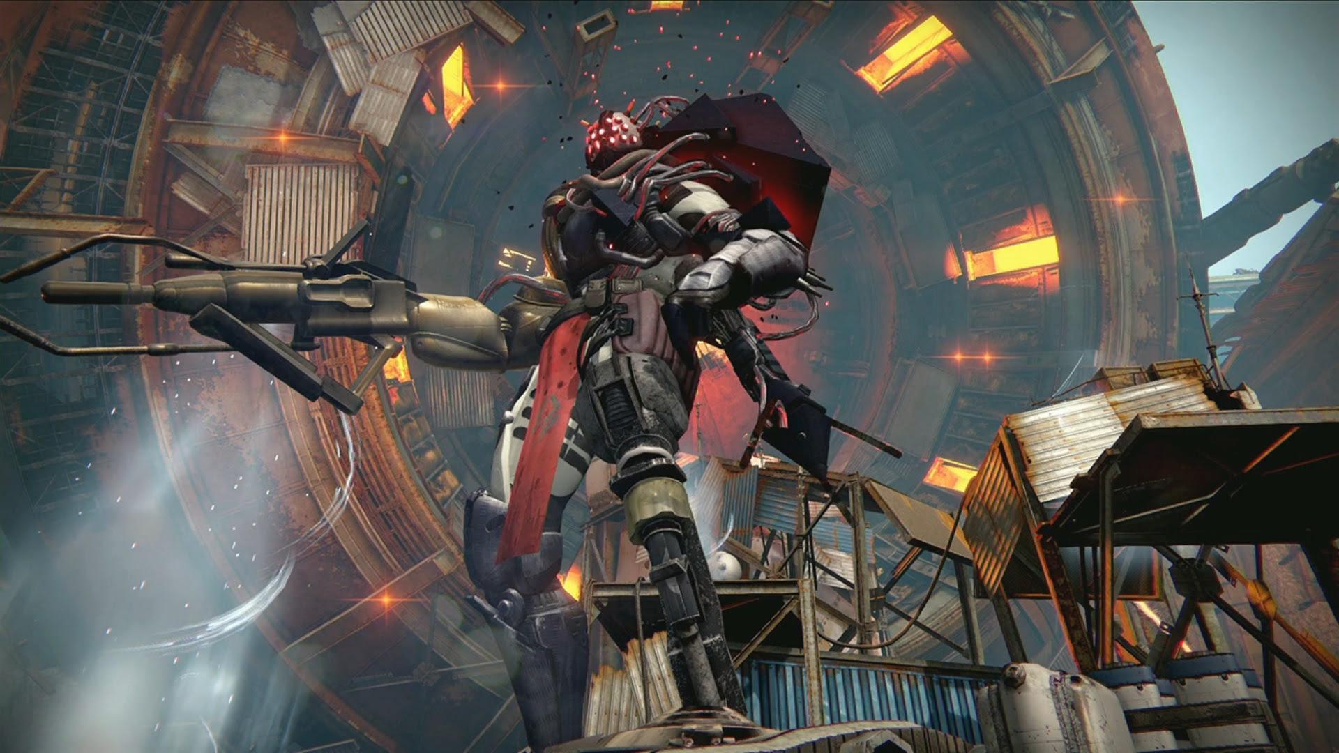 Destiny Rise Of Iron Archives Gameranx