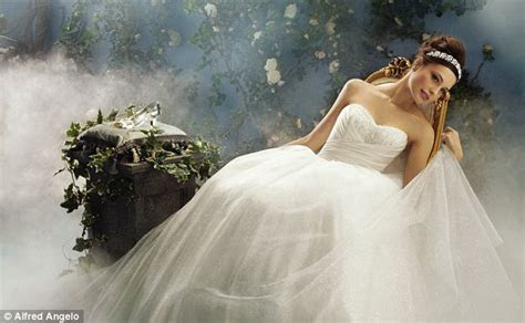 Disney and Alfred Angelo launch Princess inspired wedding