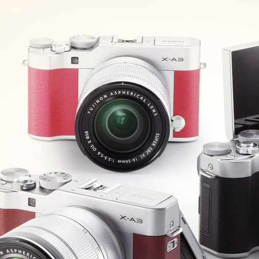 Update: #Fujifilm #XA3Camera Mashes Up Retro Looks and Selfie Smarts http://ow.ly/x9Oy303A5t3