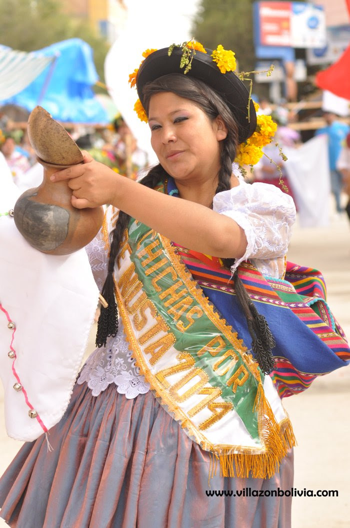 Fotos Carnaval de Villazón 2014