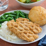 Ranchers Supreme Par-Fried Chicken Breast Fritter Bulk 6oz (PACK OF 24)