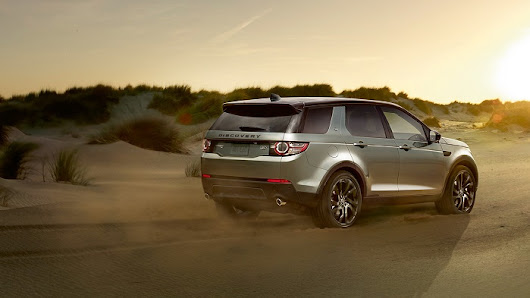 The Land Rover Discovery Sport Updated
