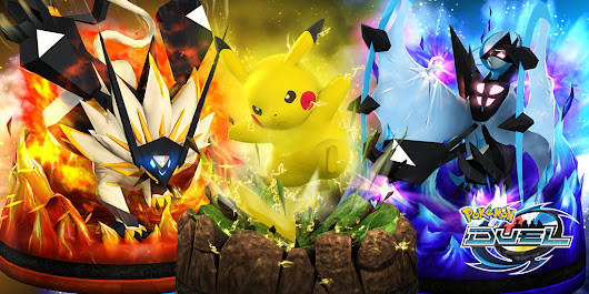 Massive Z-Powered Update Comes To Pokemon Duel | My Nintendo News