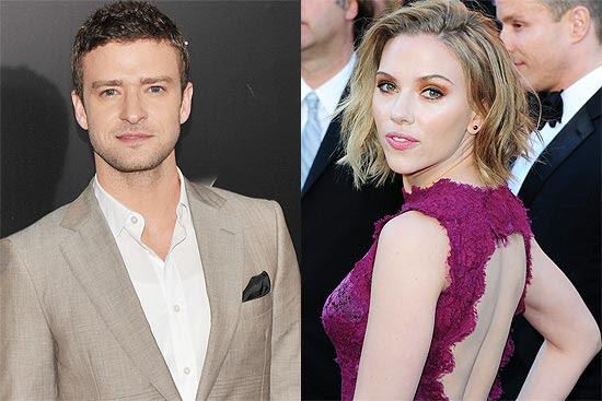 Justin Timberlake e Scarlett Johansson teria ido à balada juntos