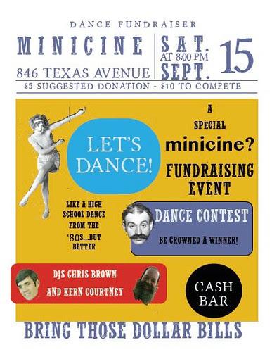minicine art dance by trudeau