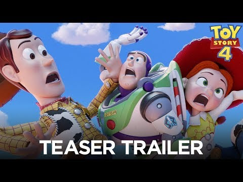 Breaking: Watch the New Toy Story 4 Teaser Trailer & Say Hello to Forky (New Poster Revealed)