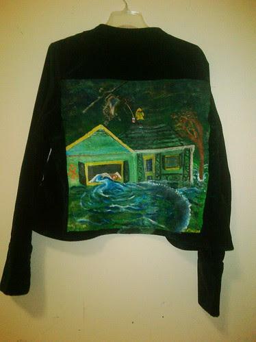 RX DEbT: Courtney's Jacket