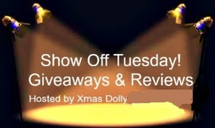 Show Off Tuesdays! GiveAways, Reviews & YOU!