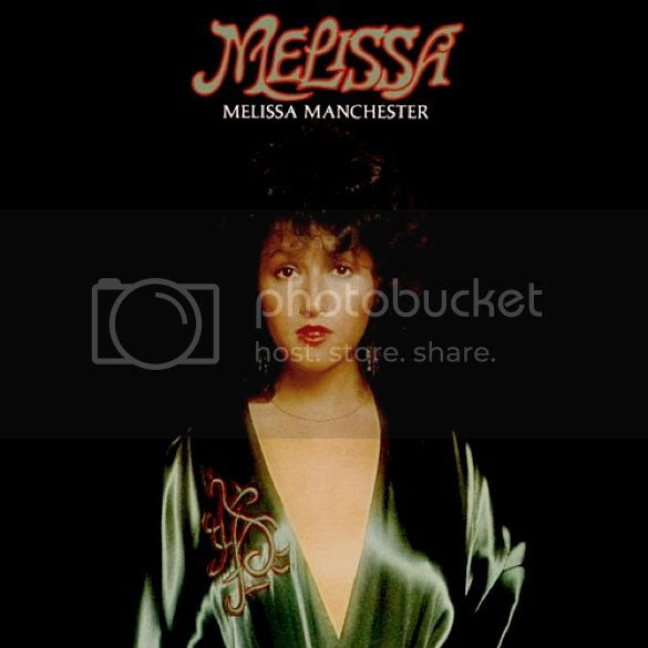 Melissa Manchester - Melissa album cover