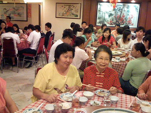 CNY Dinner in Ipoh 2008 (3)