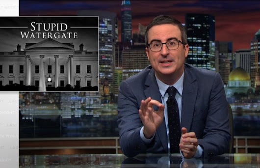 John Oliver Says This Isn't The End Of Trump | FizX