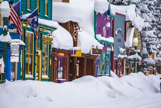 Colorado's Most Picturesque Winter Towns