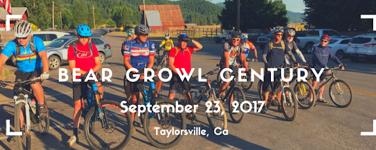 Bear Growl Century Bike Ride | St. Bernard Lodge blog