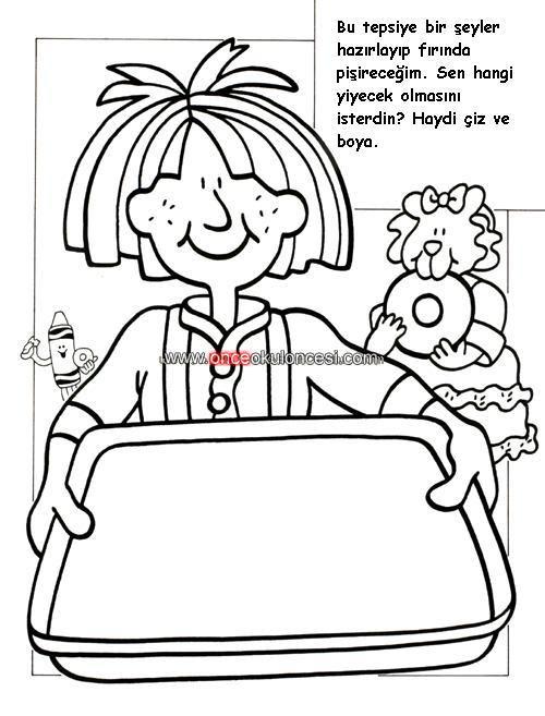 Okuma Yazmaya Hazırlık Etkinlik Planları Okul öncesi Okul öncesi