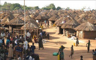 Acholi camps