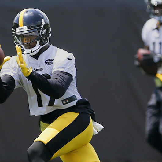 JuJu Smith-Schuster Suffers Ankle Injury at Steelers Training Camp