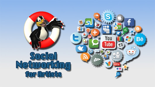 Business of Art & Design: Social Networking
