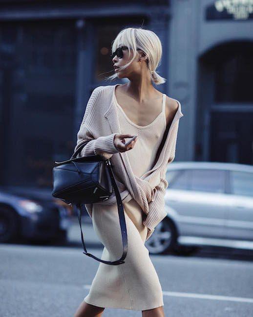 Le Fashion Blog 8 Knit Dresses To Purchase Now Via @ The Haute Pursuit