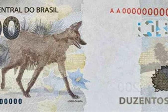Poder de compra da nova nota de R$ 200 despenca