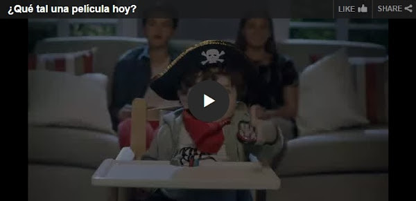 Publicidad Claro TV