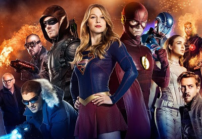 Adventures in the Arrowverse